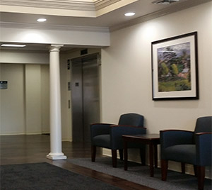 Gurnee Medical Offices Interior
